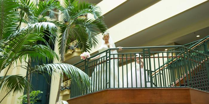 Embassy Suites Tampa - USF wedding venue picture 11 of 16 - Provided by: Embassy Suites Tampa - USF