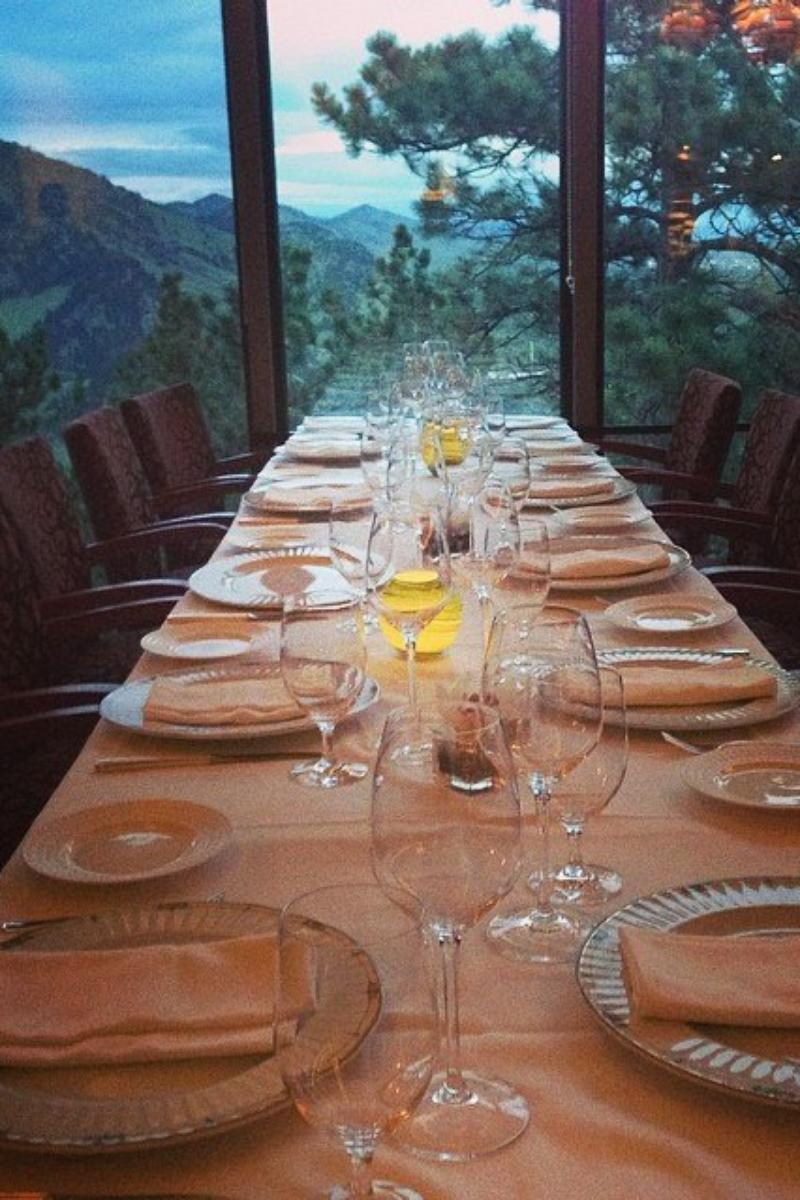 Flagstaff House Restaurant Weddings   Get Prices for ...