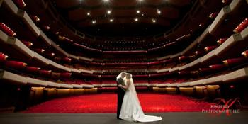 Straz Center weddings in Tampa FL