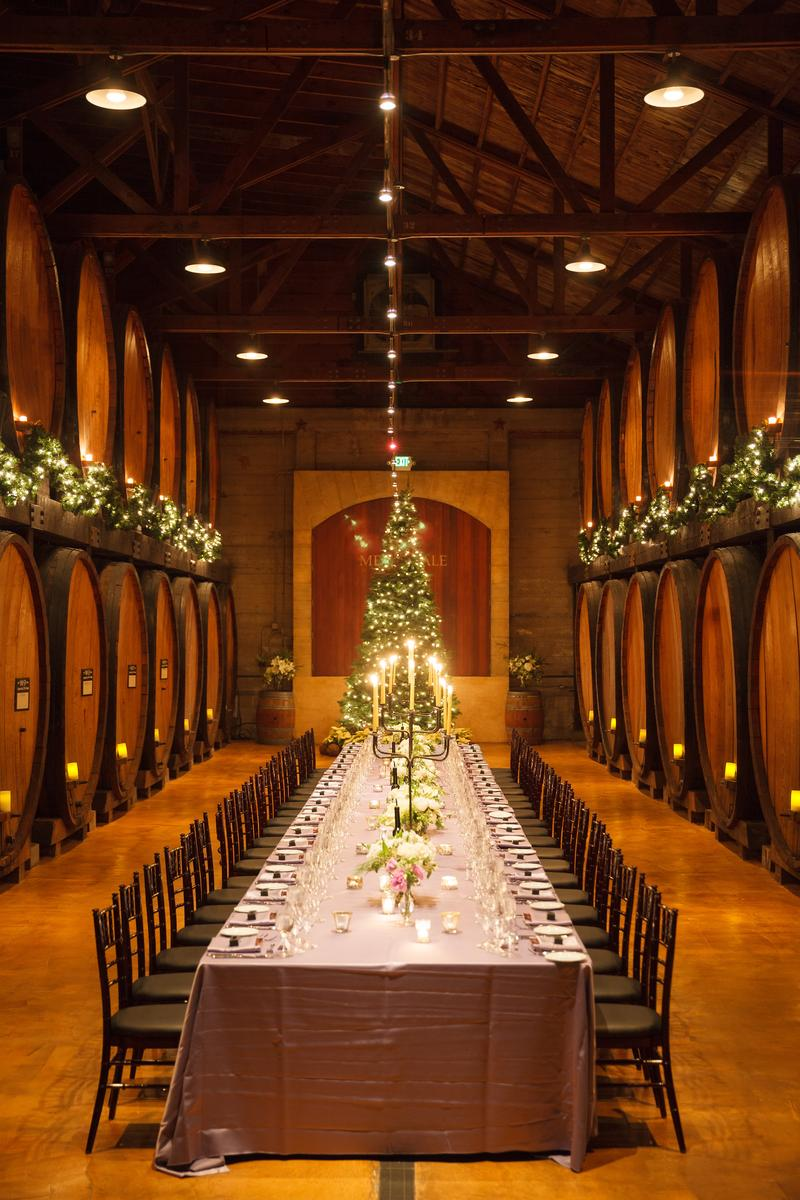 Merryvale Vineyards wedding venue picture 2 of 16 - Provided by: Merryvale Vineyards