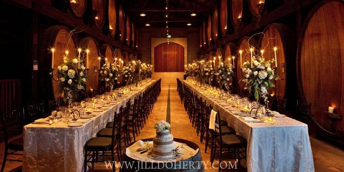 Merryvale Vineyards wedding venue picture 3 of 16 - Photo by: Jill Doherty Photography