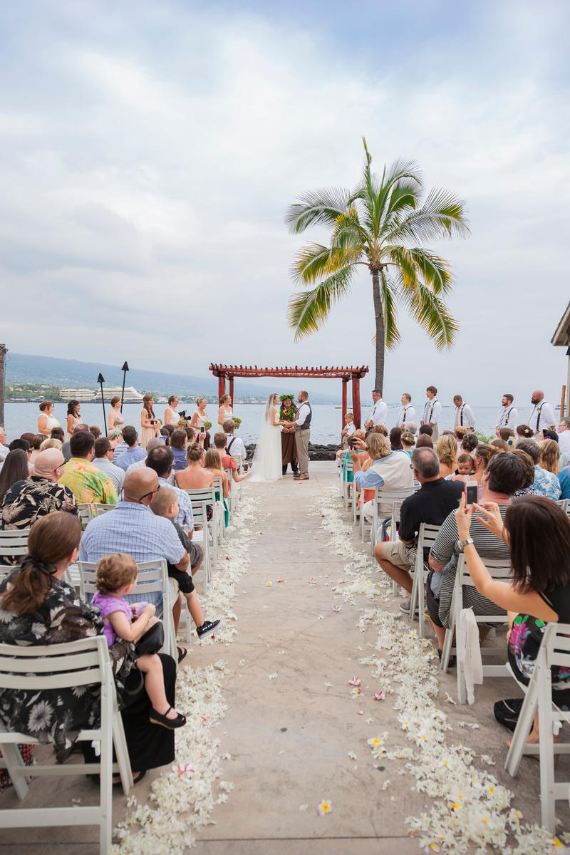 Courtyard King Kamehameha S Kona Beach Hotel Weddings Get Prices For Wedding Venues In Hi