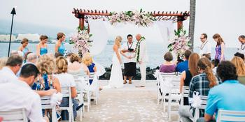 Courtyard King Kamehameha's Kona Beach Hotel weddings in Kailua Kona HI
