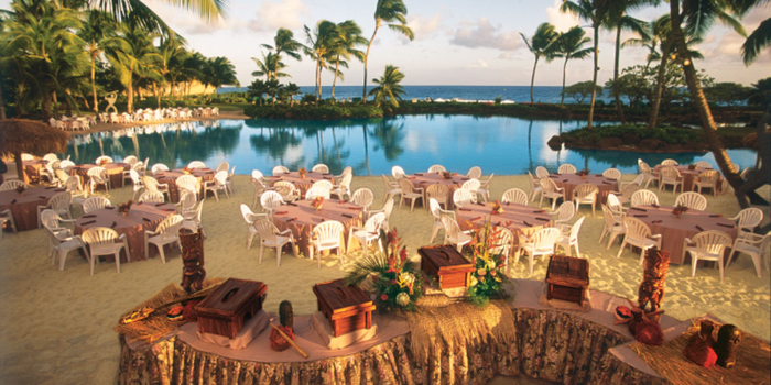 grand hyatt kauai resort and spa wedding venue picture 3 of 16 provided by