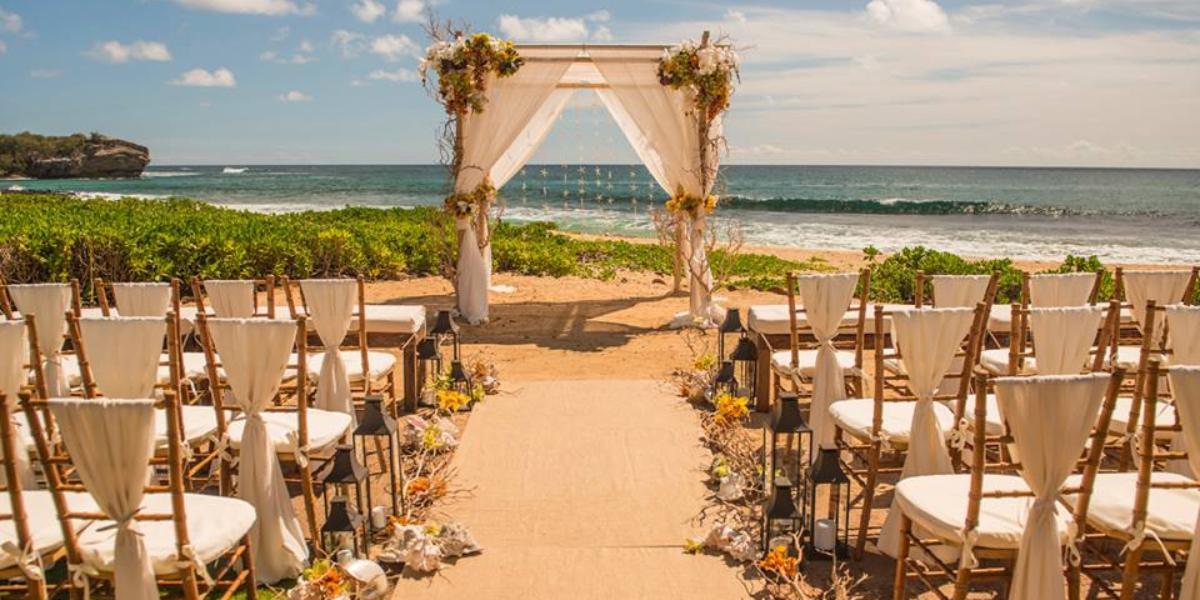 Grand Hyatt Kauai Resort and Spa Weddings