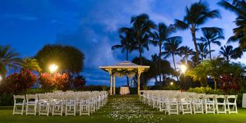 Grand Hyatt Kauai Resort and Spa weddings in Koloa HI