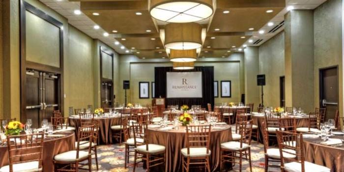 Renaissance Boston Patriot Place Hotel Wedding Venue Picture 4 Of 12 Provided By