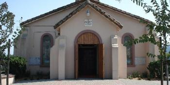 Holy Family Mission Church weddings in Rutherford CA