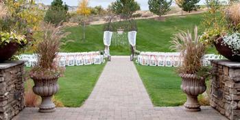 Black Bear Golf Club weddings in Parker CO