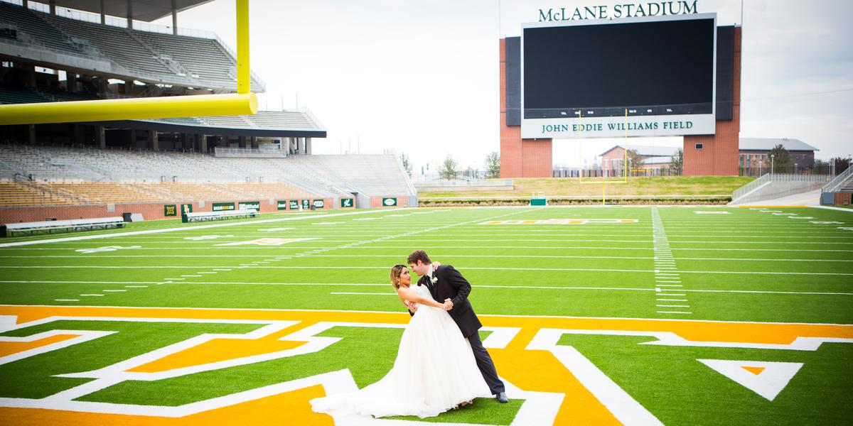 Baylor Club Weddings