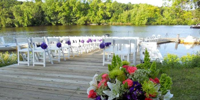 Harry Parker Boathouse wedding venue picture 5 of 16 - Provided by: Harry Parker Boathouse