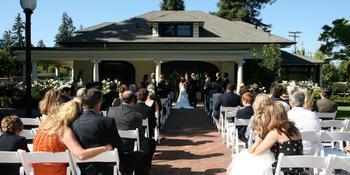 The Jamison-Brown House weddings in Santa Clara CA
