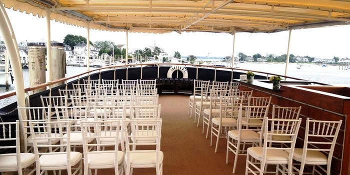 Charles Riverboat Company wedding venue picture 4 of 8 - Provided by: Cruise Boston Yacht Charters
