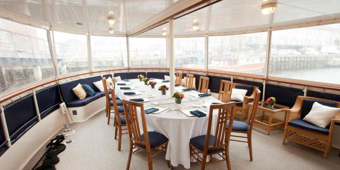 Charles Riverboat Company wedding venue picture 8 of 8 - Provided by: Cruise Boston Yacht Charters