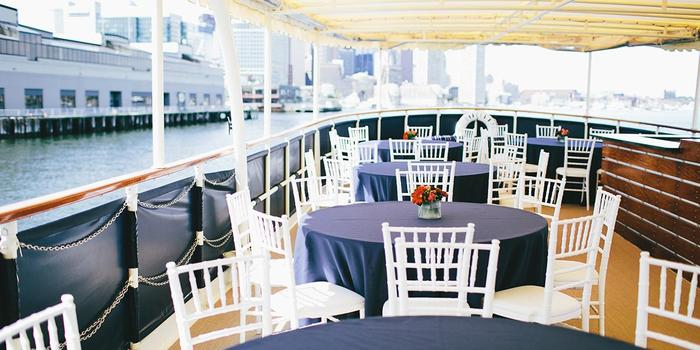 Charles Riverboat Company wedding venue picture 3 of 8 - Provided by: Cruise Boston Yacht Charters