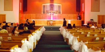 The Sanctuary weddings in Colorado Springs CO