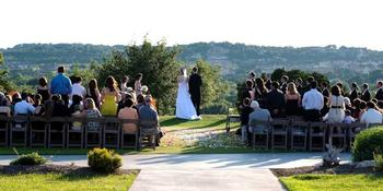 Flintrock Falls Country Club and Golf Course weddings in Austin TX