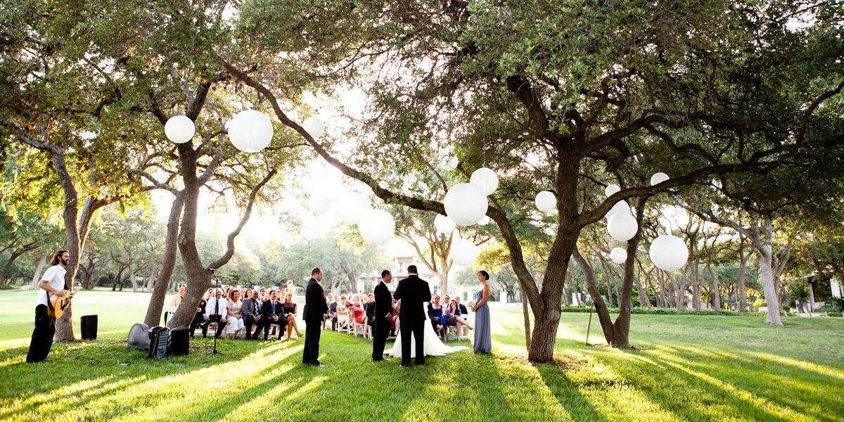 Outdoor Wedding Locations In Austin Texas 104