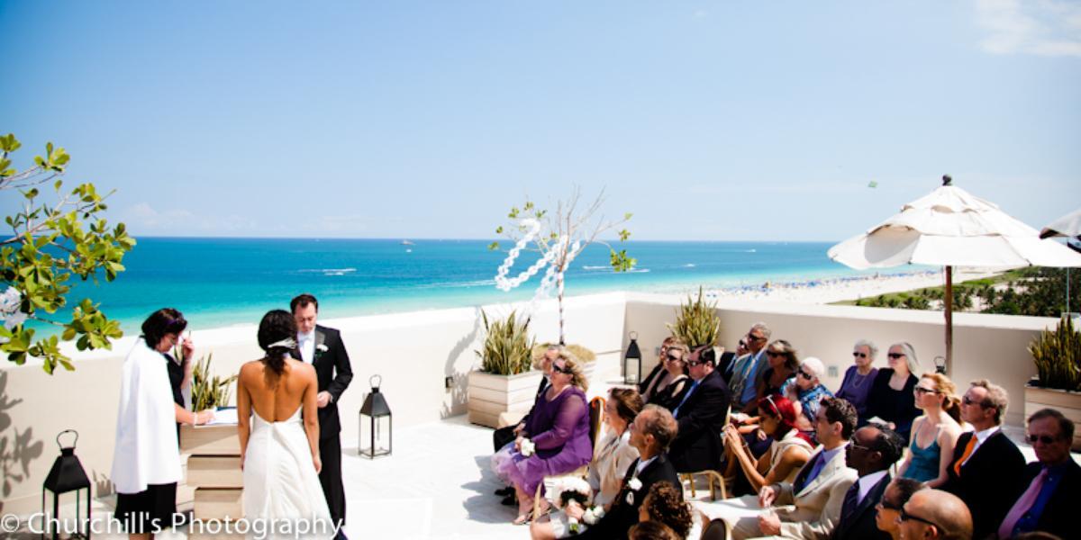The Tides South Beach Hotel Weddings