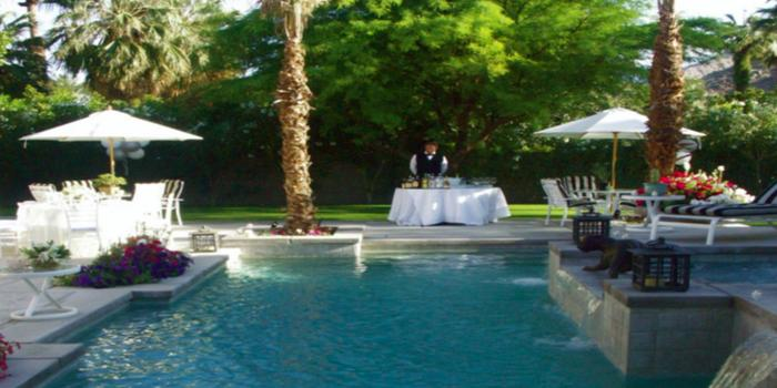 Casa Elizabeth wedding venue picture 1 of 3 - Provided by: Desert Oasis by Kathy Ireland Weddings