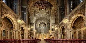 St. Bartholomew's Church weddings in New York NY