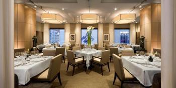 L'Espalier Restaurant weddings in Boston MA