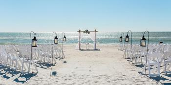 Bilmar Beach Resort Weddings in Treasure Island FL