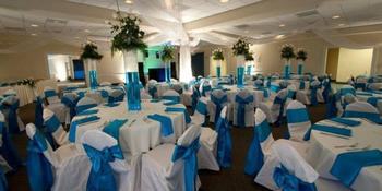 Palms Conference Center weddings in Panama City Beach FL