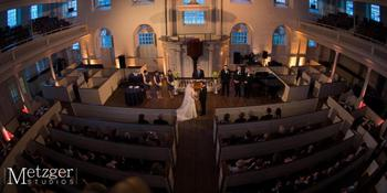 Old South Meeting House weddings in Boston MA
