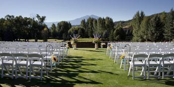 Aspen Glen Club weddings in Carbondale CO