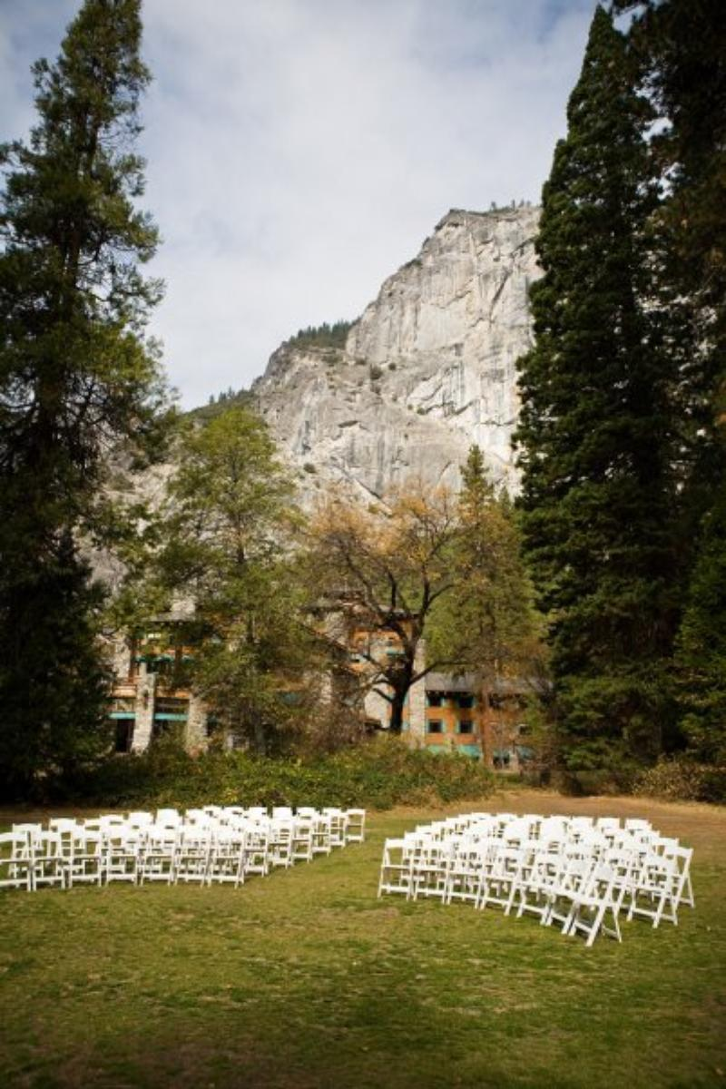 The Majestic Hotel wedding venue picture 8 of 16 - Provided by: The Awahnee Hotel - Yosemite National Park