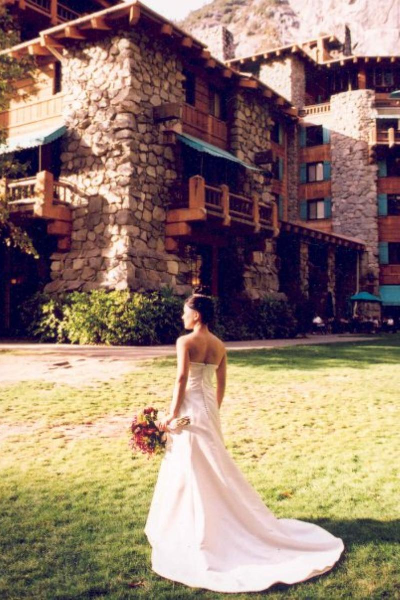 The Majestic Hotel wedding venue picture 10 of 16 - Provided by: The Awahnee Hotel - Yosemite National Park