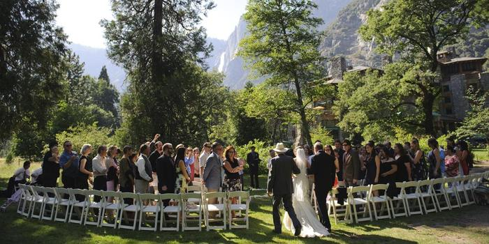 The Majestic Yosemite Hotel wedding venue picture 10 of 16 - Provided by: Ryan Alonzo Photography