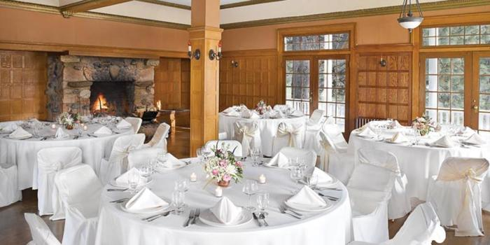 The Big Trees Lodge wedding venue picture 4 of 12 - Provided by: Wawona Hotel