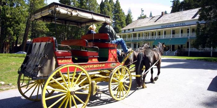 The Big Trees Lodge wedding venue picture 7 of 12 - Provided by: Wawona Hotel