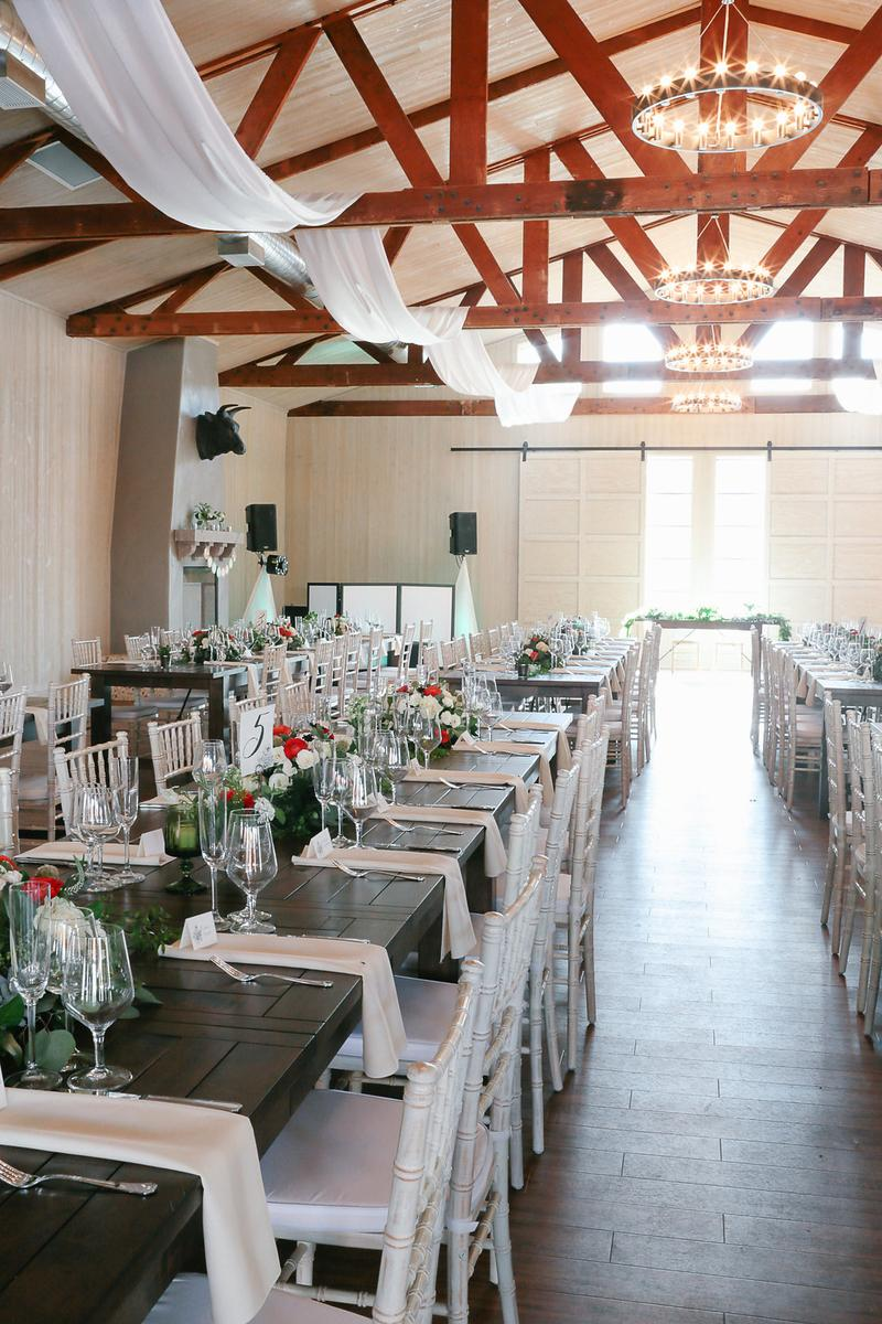 The Barn by Leal Vineyards Wedding Hollister CA 6.1459540670 - barn weddings in massachusetts