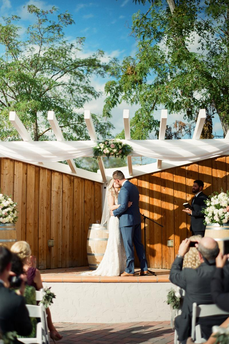 The Barn by Leal Vineyards Weddings | Get Prices for ...