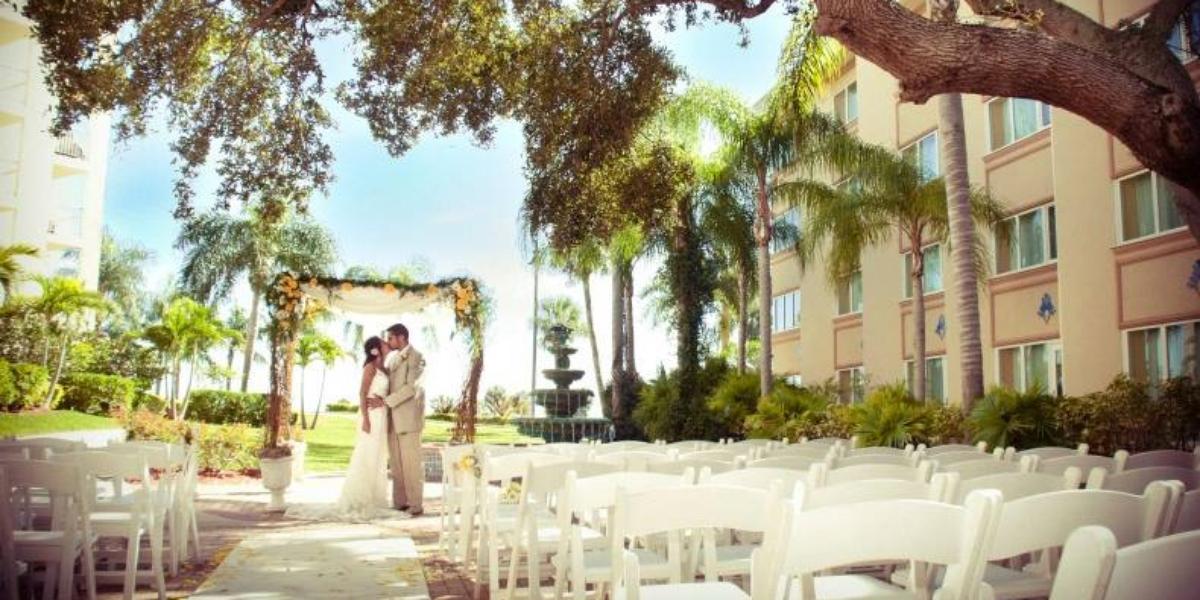 safety harbor resort spa weddings get prices for. Black Bedroom Furniture Sets. Home Design Ideas