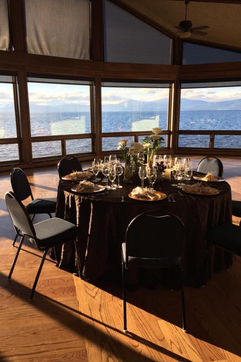 Thunderbird Lodge Lake Tahoe Weddings | Get Prices for ...