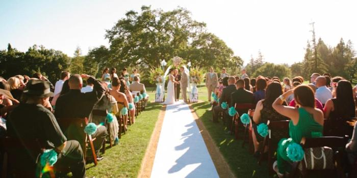 San Jose Country Club wedding venue picture 5 of 8 - Photo by: Light Splash Photography