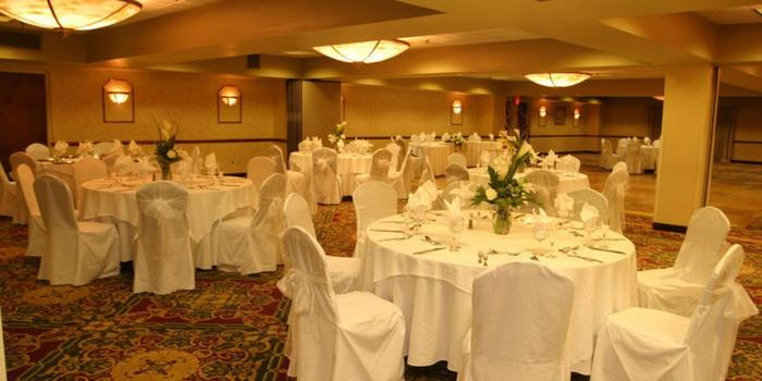 Holiday Inn Boston Brookline wedding venue picture 1 of 9 - Provided by: Holiday Inn Boston Brookline