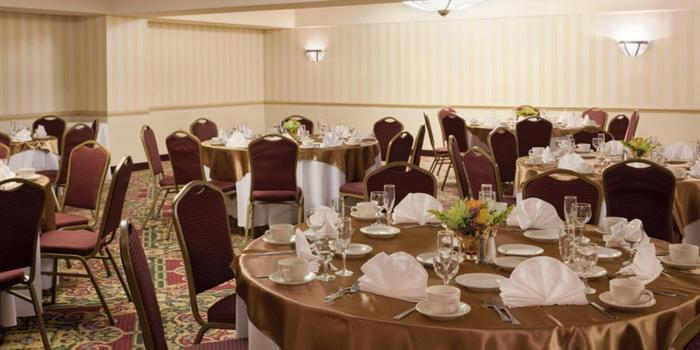 Holiday Inn Boston Brookline wedding venue picture 2 of 9 - Provided by: Holiday Inn Boston Brookline