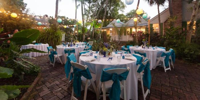 Historic Home Amp Tropical Gardens Weddings