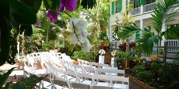 Historic Home & Tropical Gardens weddings in Key West FL