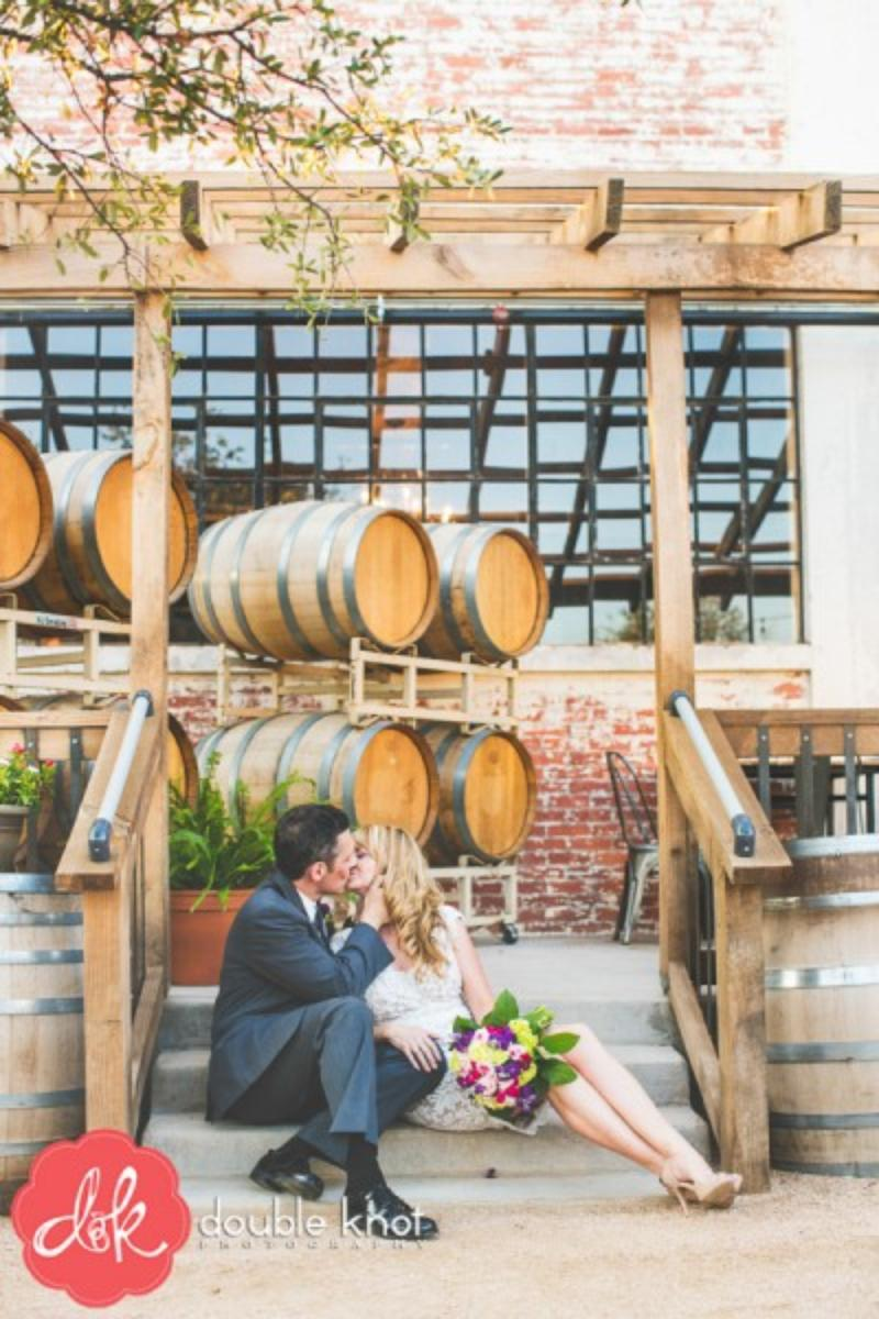 The Mill Wine Bar wedding venue picture 2 of 15 - Photo by: Double Knot Photography