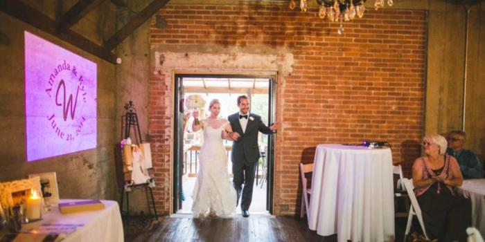 The Mill Wine Bar wedding venue picture 3 of 15 - Photo by: Double Knot Photography