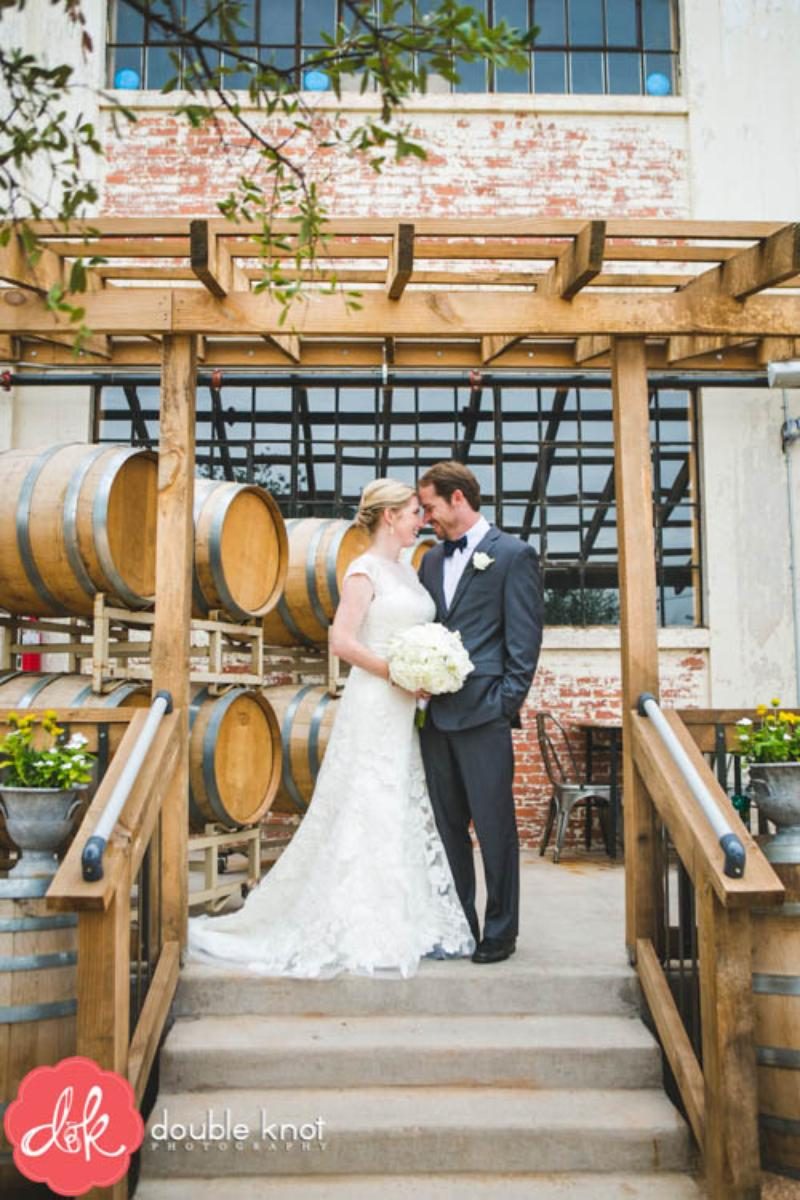 The Mill Wine Bar wedding venue picture 4 of 15 - Photo by: Double Knot Photography