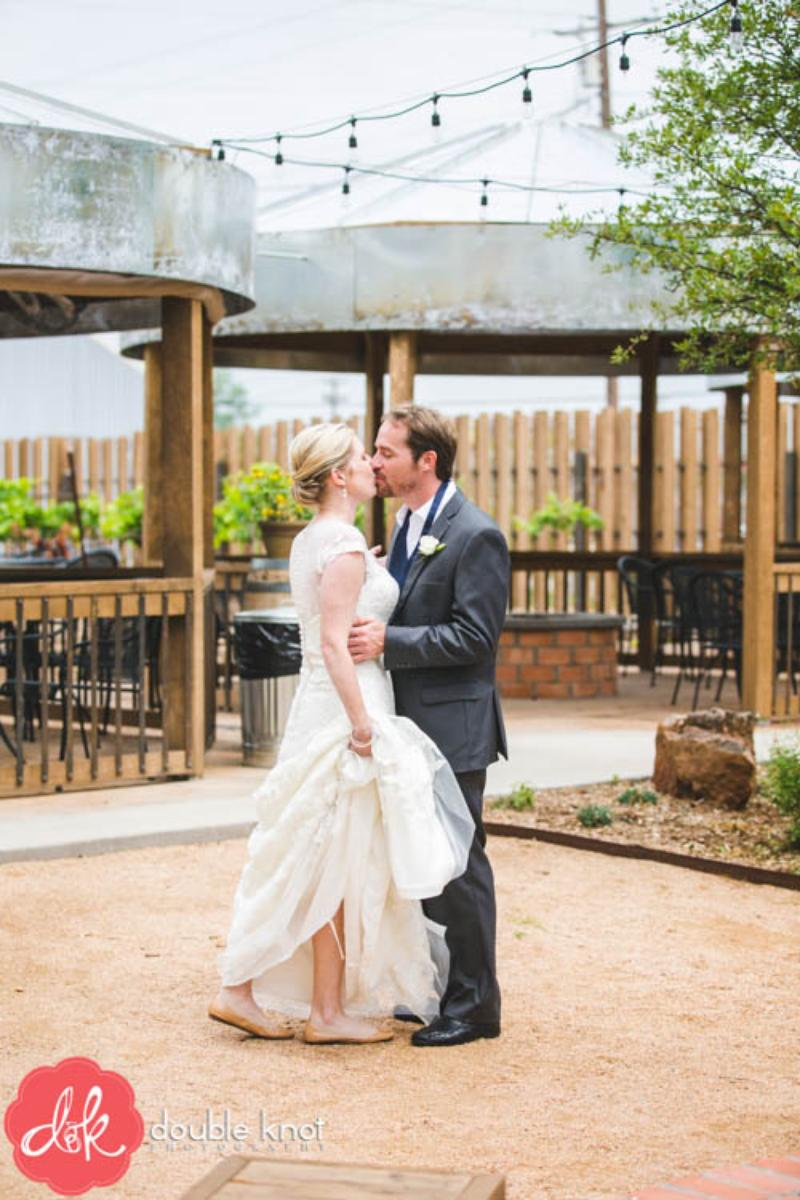 The Mill Wine Bar wedding venue picture 6 of 15 - Photo by: Double Knot Photography