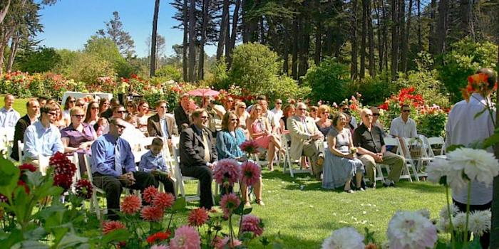 Mendocino Coast Botanical Gardens wedding venue picture 8 of 14 - Photo by: CYoung Photography