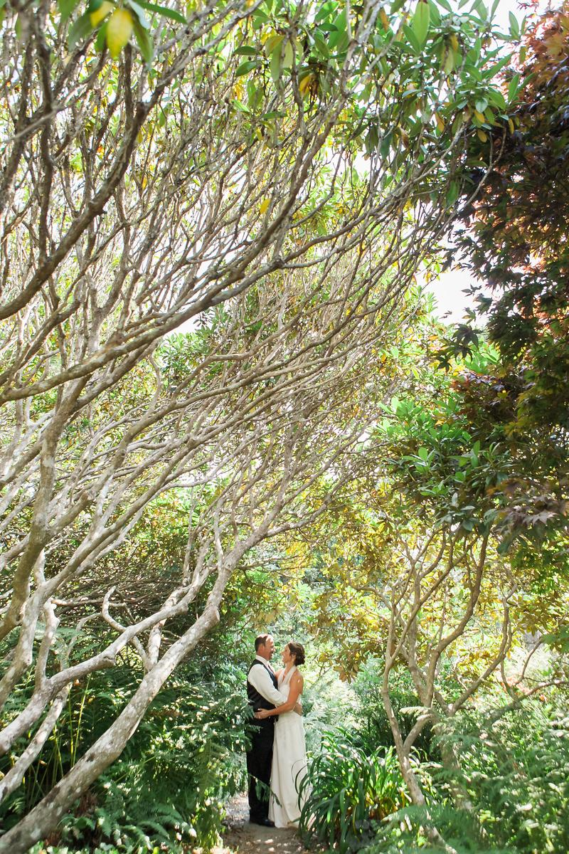 Mendocino Coast Botanical Gardens wedding venue picture 6 of 8 - Provided by: Tammie Gilchrist Photography | www.tammiegilchrist.com
